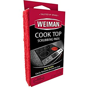 Weiman Cook Top Schrubben Pads, 18Zählen