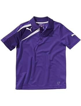 PUMA - Camiseta de fútbol sala infantil, tamaño 152 UK, color team morado - parachute morado