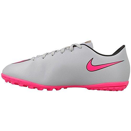 Nike - Mercurial Victory V Tf, Scarpa Da Calcetto infantile - HYPR PUNCH/MTLC GLD CN-BLK-VLT