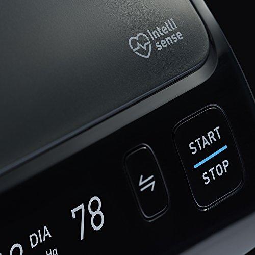 Omron EVOLV All-in-One, digitales Oberarm-Blutdruckmessgerät HEM-7600T-E, kabellos, schwarz - 4