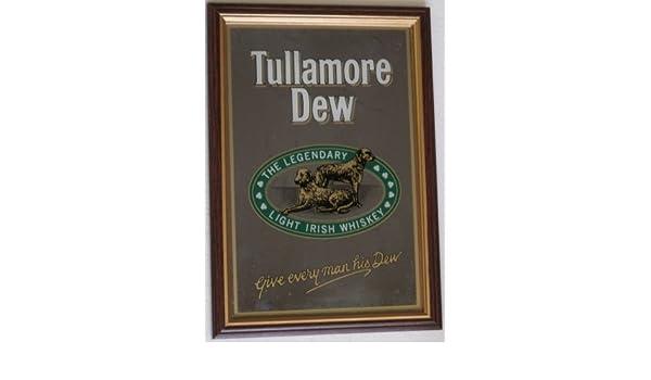 Zuiver Leaning Spiegel : Tullamore dew kleinen spiegel amazon küche haushalt