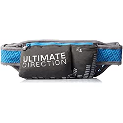 ULTIMATE DIRECTION - Ultimate Direction CINTURÓN GROOVE RECEIVER GRAPHITE - ULT-80451116GPH - XS/S