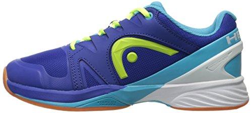 Head Nitro Pro Herren Indoor Court Schuhe Blue/Navy - 9.5 UK