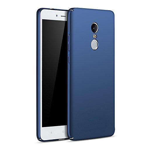 COMBO-OFFER-New-redmi-note-4xiaomi-redmi-note-4Redmi-note-4REDMI-NOTE-4-Four-Cut-Hard-Back-Cover-Colour-BLUE-BLACK-by-sun-Tigers