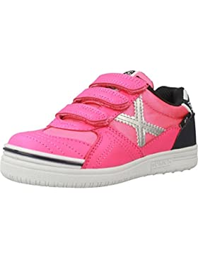 Munich Zapatillas Para Niña, Color Rosa, Marca, Modelo Zapatillas Para Niña G 3 Kid VCO Rosa