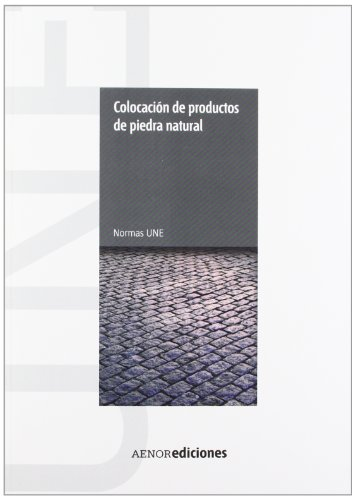 Colocación de productos de piedra natural