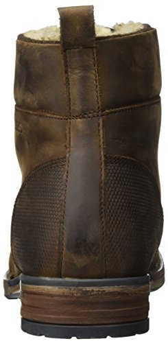 Salamander Herren Bill Biker Boots Braun (Brown)