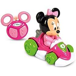 Clementoni - 17233 - Voiture Radiocommandée Baby Minnie - Disney