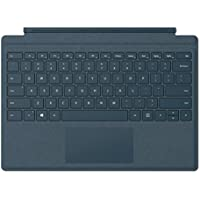 Microsoft Clavier Type Cover pour  Surface Pro Bleu Cobalt - AZERTY