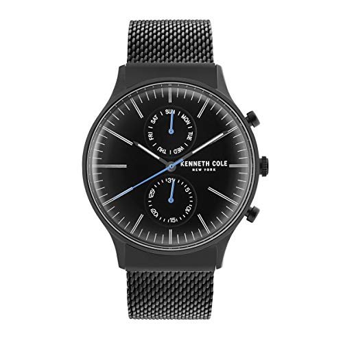 Kenneth Cole New York Reloj de Hombre Reloj de Pulsera Acero Inoxidable kc50585007