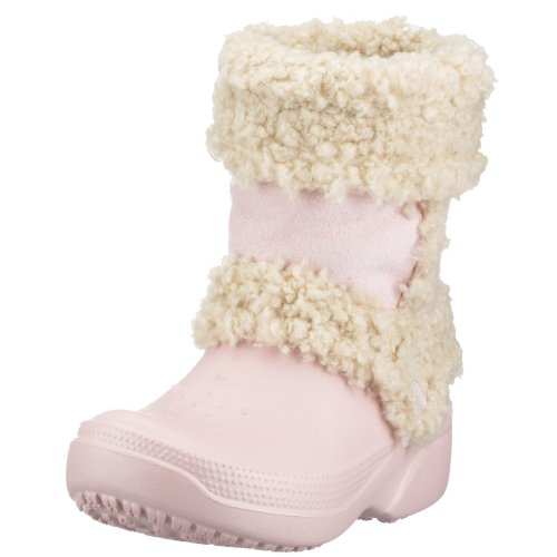 Crocs Hair Boots New Kids Shoes