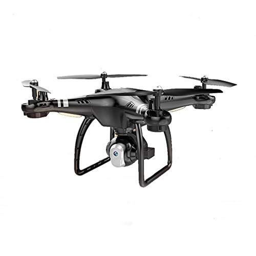 DERNON Drone X8 RC con Fotocamera HD 3MP Altitude Hold modalità Headless 2.4G RC Quadcopter Nero