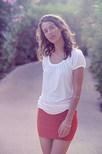 Bestyledberlin Damen Shirt, Top t56a Rosa