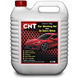 CNT 3X Extra Shine Car Shampoo Car Washing Liquid STRAWBERRY Scented 5 Ltr (for normal Car wash)