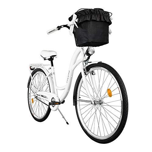 Zoom IMG-1 milord comfort bike bicicletta da