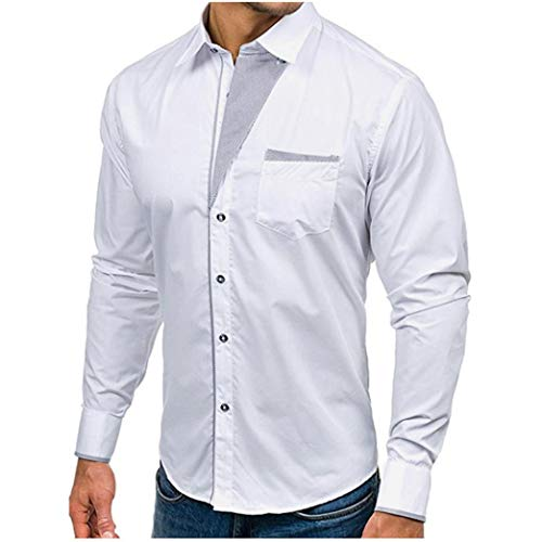 Luckycat Herren Slim Herrenhemd Marke Casual Langarm Chemise Homme Herren Hemd Mode 2018