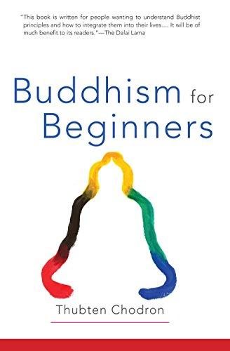 Buddhism For Beginners por Thubten Chodron