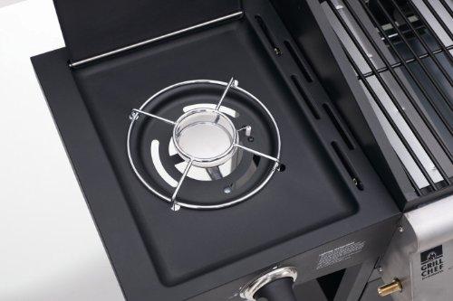LANDMANN Grill Chef – BBQ-Grill – Gas