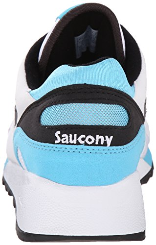 Saucony Originals Shadow 6000, Baskets Basses Homme blanc/noir