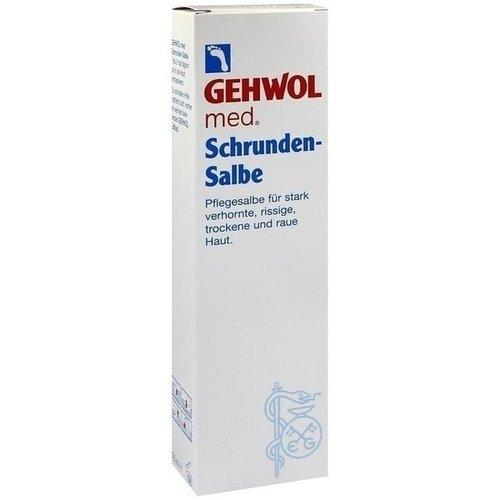 GEHWOL med Schrunden-Salbe, 125 ml