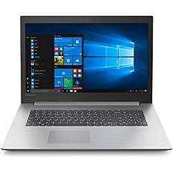 "Lenovo Ideapad 330-17IKBR Ordinateur Portable 17"" Gris Platinium (Intel Core i3, 4 Go de RAM, Disque Dur 1 To, HD Graphique, Windows 10)"