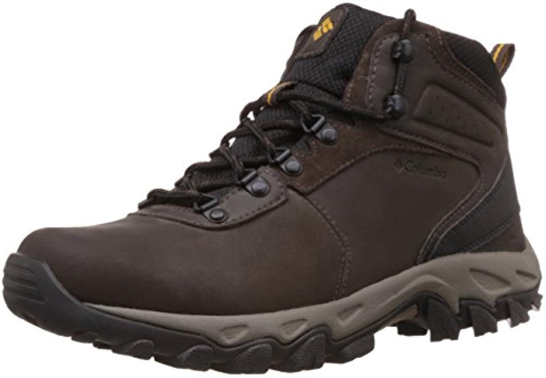 Columbia Newton Ridge Plus II Waterproof - Zapatos de Low Rise Senderismo Hombre