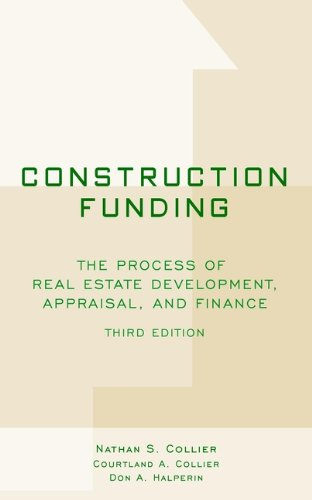 Construction funding the process of real estate development construction funding the process of real estate development appraisal and finance by fandeluxe Image collections