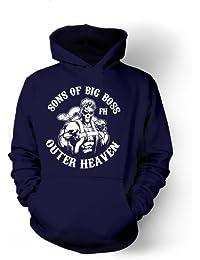 Sons of Big Boss Hoodie navy