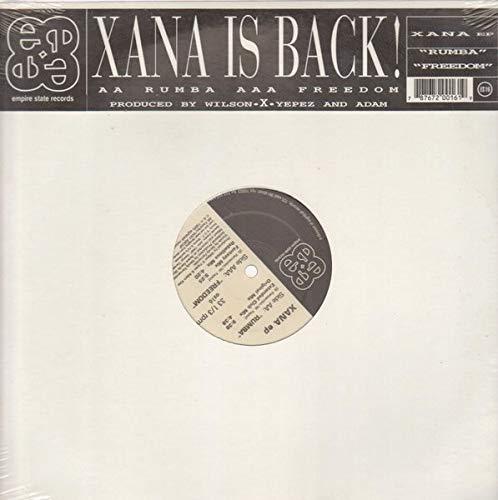 Rumba/Freedom [Vinyl Maxi-Single]
