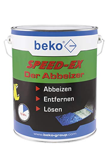 BEKO 299605000 BEK-299605000 SPEED-EX Der Abbeizer 5 l