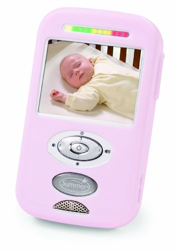 Summer Infant Slim & Secure silicone cover-pink by Summer Infant