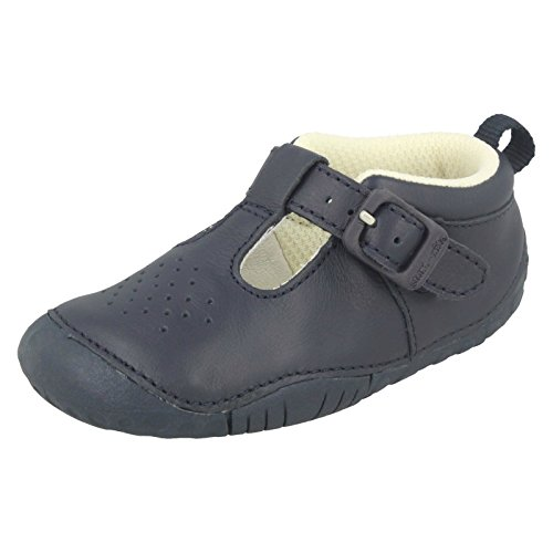 Start Rite Baby Jack Boys First Shoes 2 Navy H - First Navy Jack