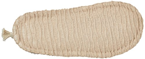 Giesswein Anderlingen, Chaussons courts, non doublées fille Beige (210 / Natur)