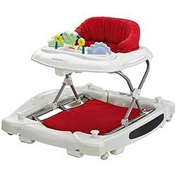 Bébé Confort 2794 8770 - Andador y balancín, color rojo