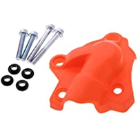Sharplace 1 pc Protector Tapa de Bomba de Agua Cárteres Accesorios de Motos Durable