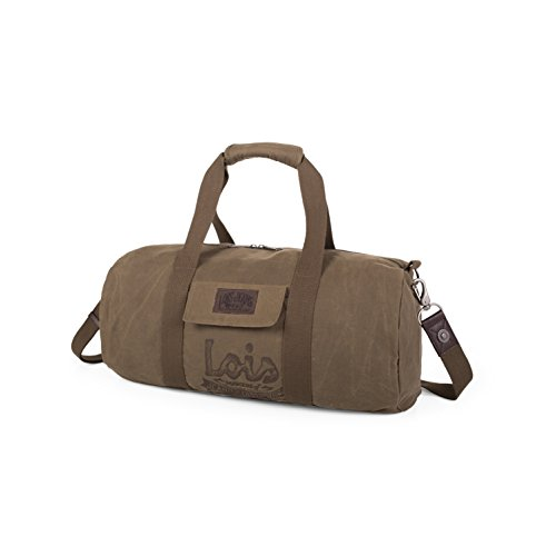 LOIS - CANVAS TASCHE, Color Kaki Kaki