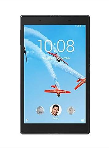 Lenovo Tab4 8 Tablet (8 inch, 16GB, Wi-Fi + 4G LTE, Voice Calling), Slate Black
