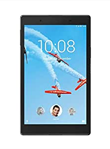 Lenovo Tab4 8 Tablet (8 inch, 16GB, Wi-Fi + 2G LTE, Voice Calling), Slate Black