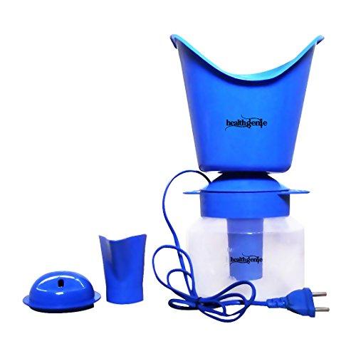 Healthgenie 3 In 1 Steam Sauna Vaporizer Superior (Blue)