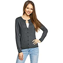 36b8466864f Amazon.es  Chaqueta De Punto Mujer - oodji Collection