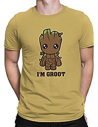 Galaxy Guardians Groot / Baby Baum / I'm Groot / Größe XS-5XL / Ideales Geschenk / Premium T-Shirt