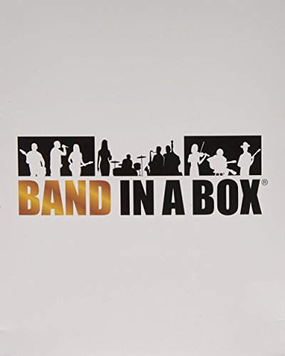 Band-in-a-Box 2017 MegaPAK PC, dt.
