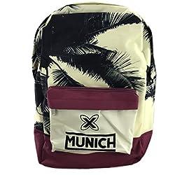Munich Colors Mochila Tipo Casual, 45 cm, 19 Litros, Multicolor Escolar