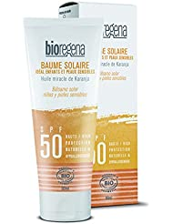 BIOREGENA - Crème Solaire spéciale enfants SPF50 Bio 90 ml