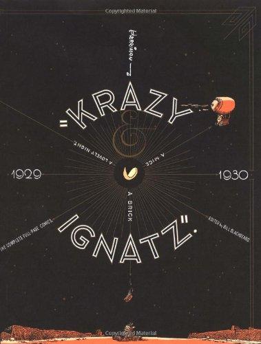 Krazy & Ignatz: Komplete 1929-1930: 1929-1930 - A Mice, a Brick, a Lovely Night