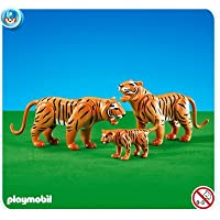 PLAYMOBIL 7997 - 2 Tigers with Cub