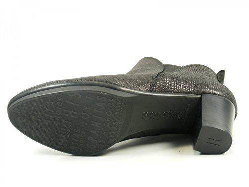 Hispanitas Brenet HI63729 bottes & bottines femme Ankle Boots Schwarz