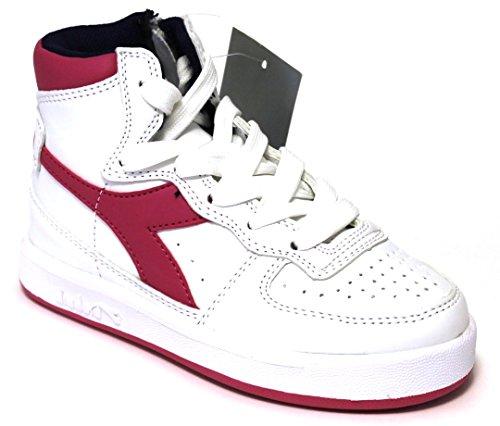 BIANCO , Jungen Sneaker weiß weiß 28 Weiß