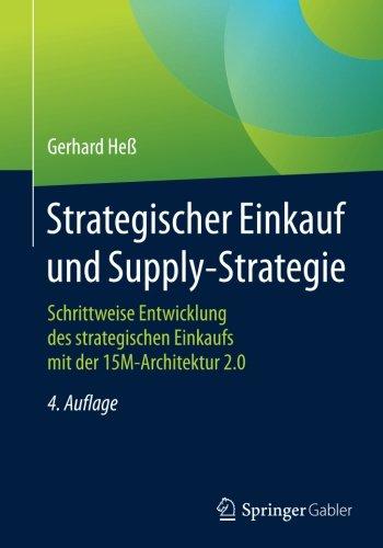 Strategischer Einkauf und Supply-Strategie: Schrittweise Entwicklung des strategischen Einkaufs mit der 15M-Architektur 2.0