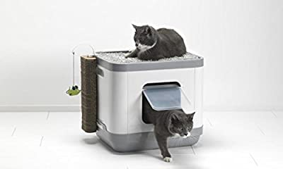 Clean 'N' Tidy Clean 'N' Tidy Cat Concept Multiloo Cube